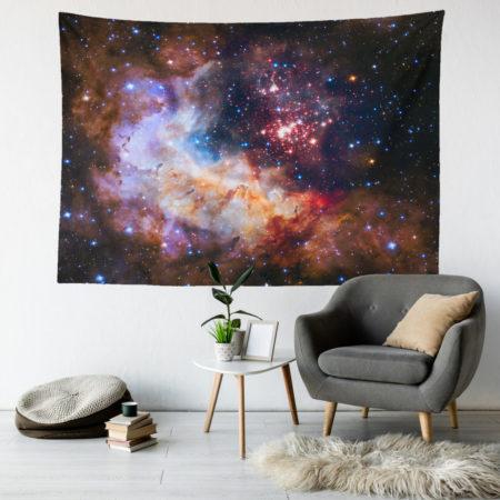 nebula duvar örtüsü