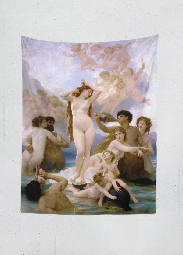 Venüs'ün Doğuşu Duvar Örtüsü
